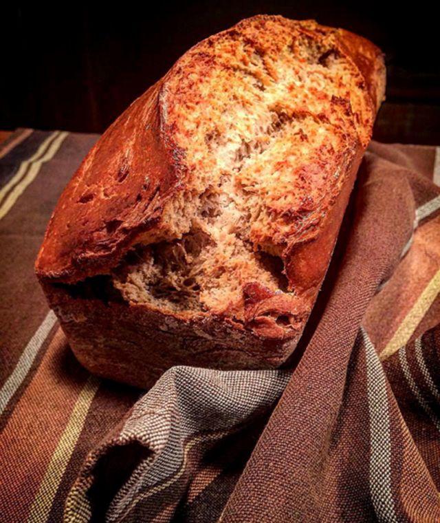 Pão de casca de banana | Gastrolândia – por Ailin Aleixo