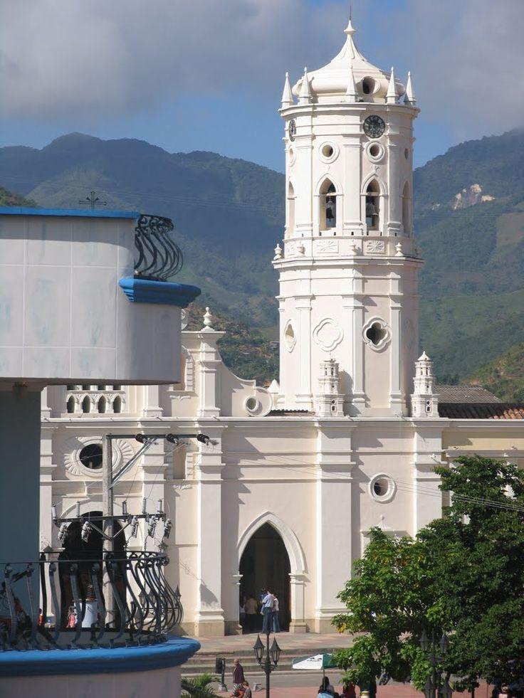 Catedral de Santa Ana - Ocana, Norte de Santander, Colombia,