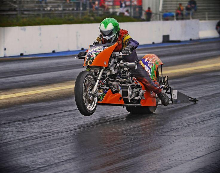 Canadian motorcycle drag racing association motorcycle