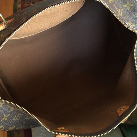 Louis Vuitton speedy 40 Extra photo per request, please look my original listing for more detail Louis Vuitton Bags Satchels