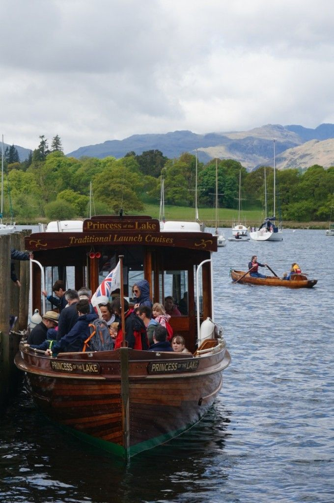 Winderemere Lake Cruises - Awesome Lake District family adventures you need to try