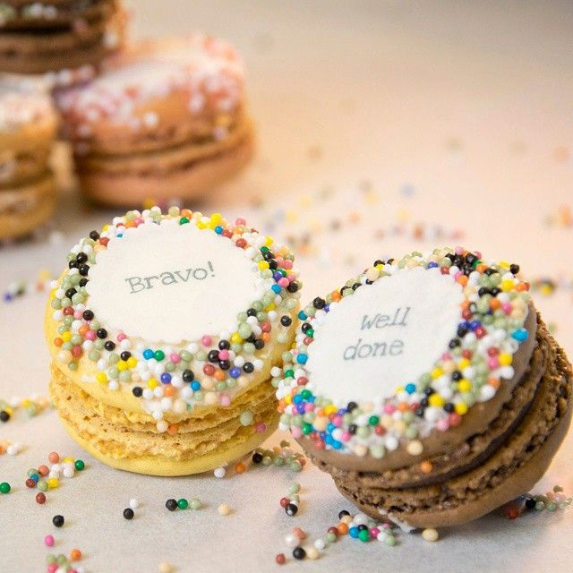 Best 25 french macarons order online ideas on pinterest order say congratulations or well done with our macarons we can personalise them with any message french macaron gift box 18 order french macaroons online for urmus Image collections