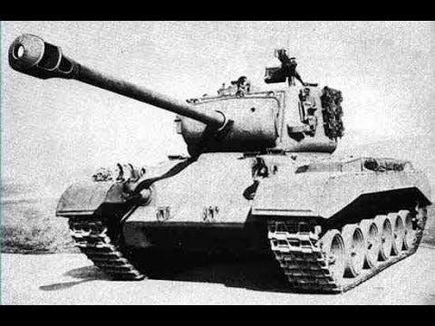 WATCH: WW2: US M26 Pershing Heavy Tank - https://www.warhistoryonline.com/whotube-2/watch-ww2-us-m26-pershing-heavy-tank.html