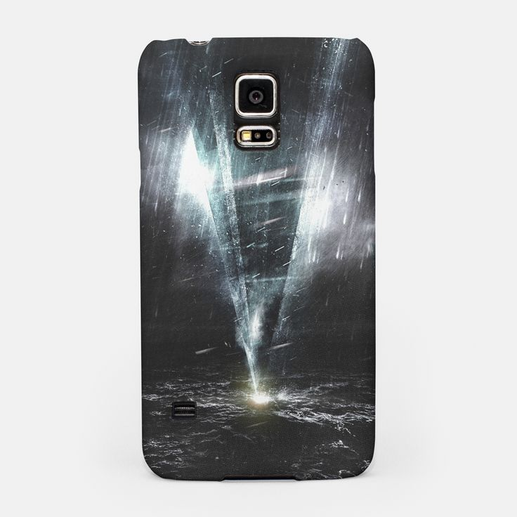 We come in peace Samsung Case, Live Heroes