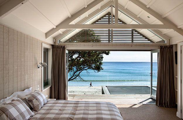 Waiheke Island beach house | Jen Pack Decorator