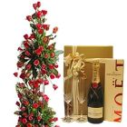 Send Gift Wine Hampers to India