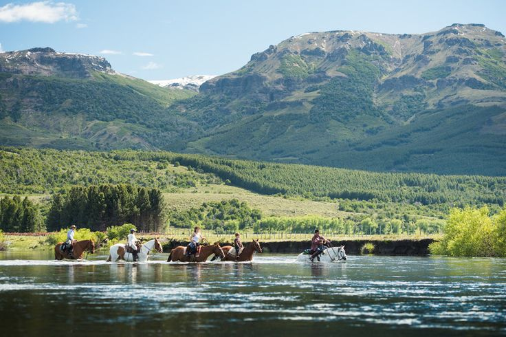 Caballadas Horseback Riding Experience Argentina