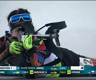 Biathlon replay