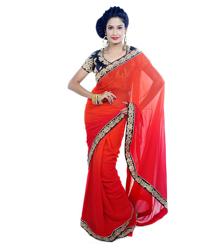 Great opportunity for the girls and ladies to grab the most authentic and ethnic wears of tradition with a blend of modernism – Saree.