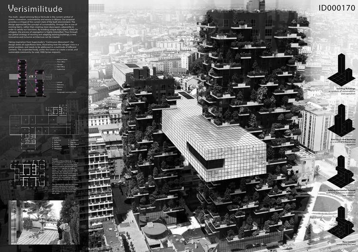 Bustler: 24H Competition 9th edition winners propose social housing towers for Syrian refugees