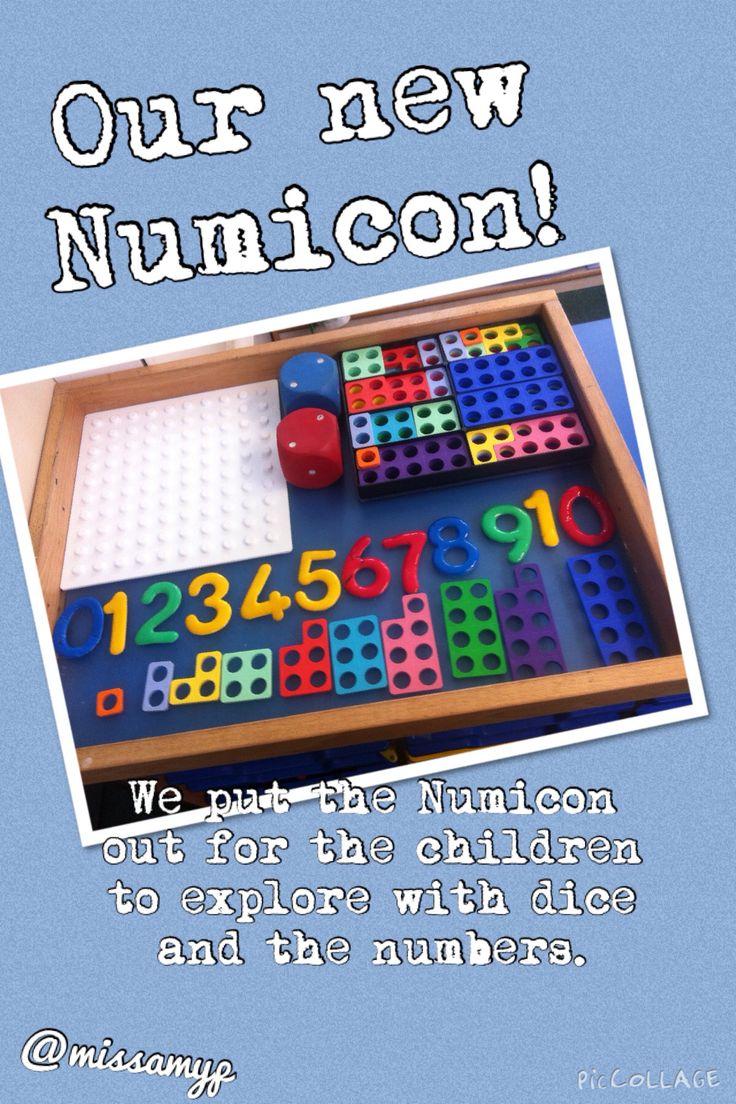 The new Numicon