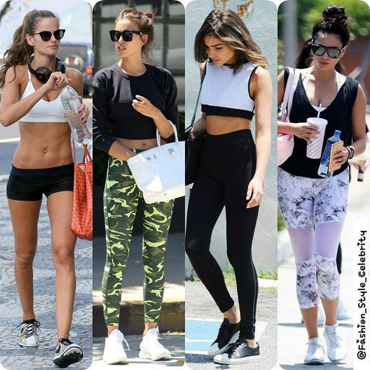 GYM OOTD IDEAS FROM RECENT SIGHTINGS#IzabelGoulart#IrinaShayk#OliviaCulpo#ShayMitchelle#workout #gym #fit #chic #beautiful #socialite #monochrome #heels #angel #vs #victoriassecret #sunglasses #coffee #jeans #model #clothing #piercing #supermodel #beauty #makeup... - Celebrity Fashion