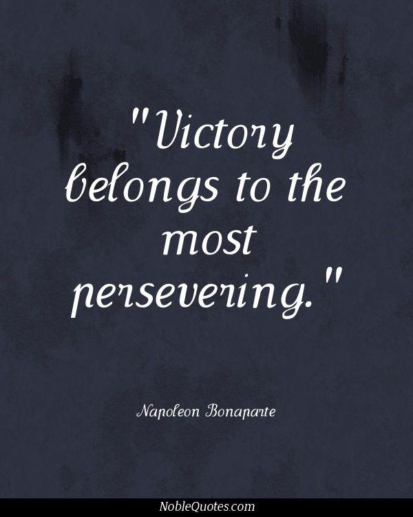 Napoleon Bonaparte Quotes | http://noblequotes.com/