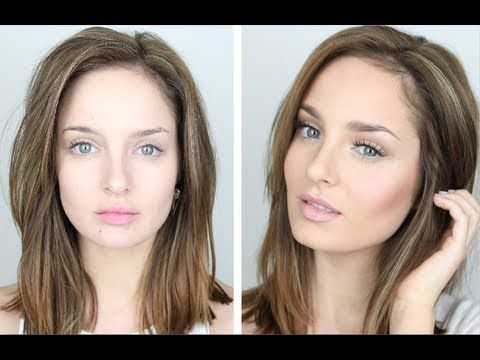 chloe morello is the queen of the nude crease & overall nude contoured face look. we are soul sisters