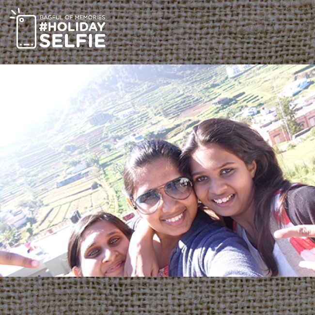 Scream out loud. The winners for the #holidayselfie contest by Sterling Holidays are here. We thank you for being a part of this contest. Today's winner: Fatema. We hope you enjoyed holidaying with us and taking these memorable selfies; with that note Sterling Holidays wishes you the greetings of this happiest summertime. To view all the winners of the #holidayselfie contest, visit http://www.bagfulofmemories.com/winners/ #bagfulofmemories