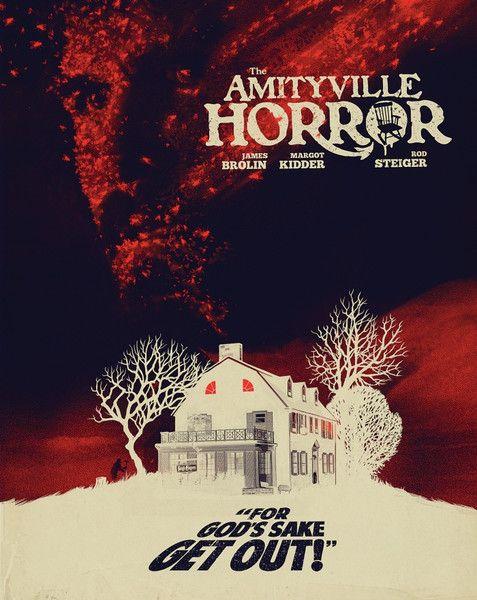 13 affiches de films dhorreur revisitées   13 affiches de films d horreur revisitees amityville