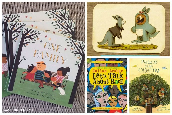 Wondering how to talk to kids about prejudice? These are some of our very favorite children's books, tackling tough concepts in age-appropriate ways.
