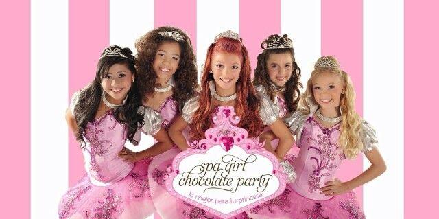 Tenemos un selecto grupo de chicas en nuestro Staff listas para consentir a nuestras Spa Girls Bienvenidas!!