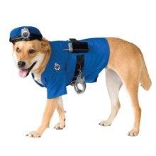 Police uniform X-large size
