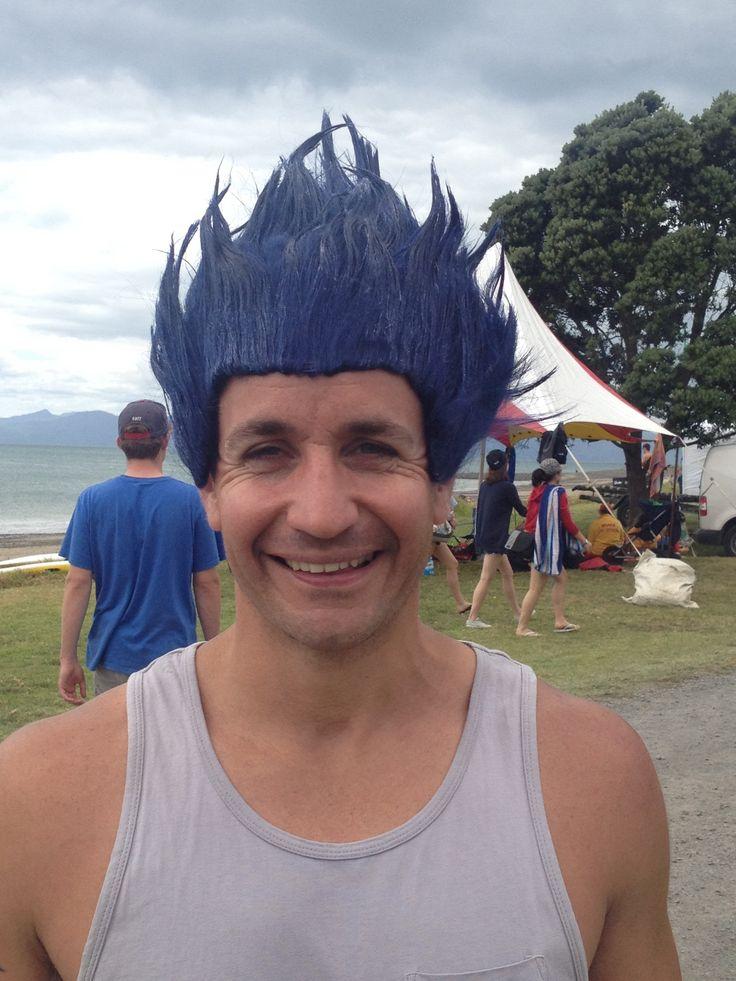 Blue Smurf or Sonic the Hedgehog hat?