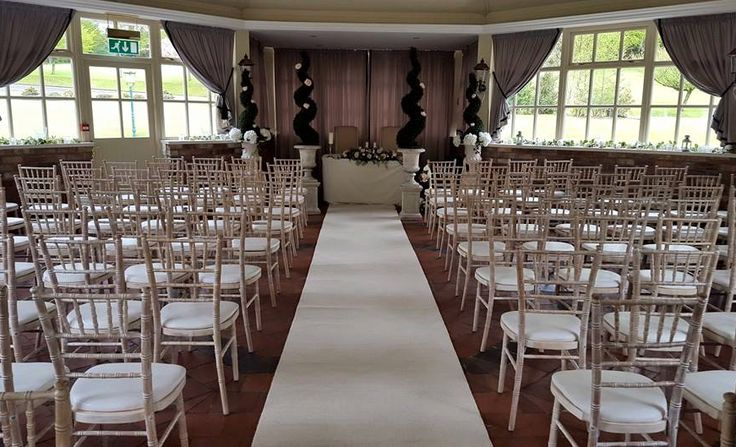 Venue Styling - Galgorm Resort and Spa