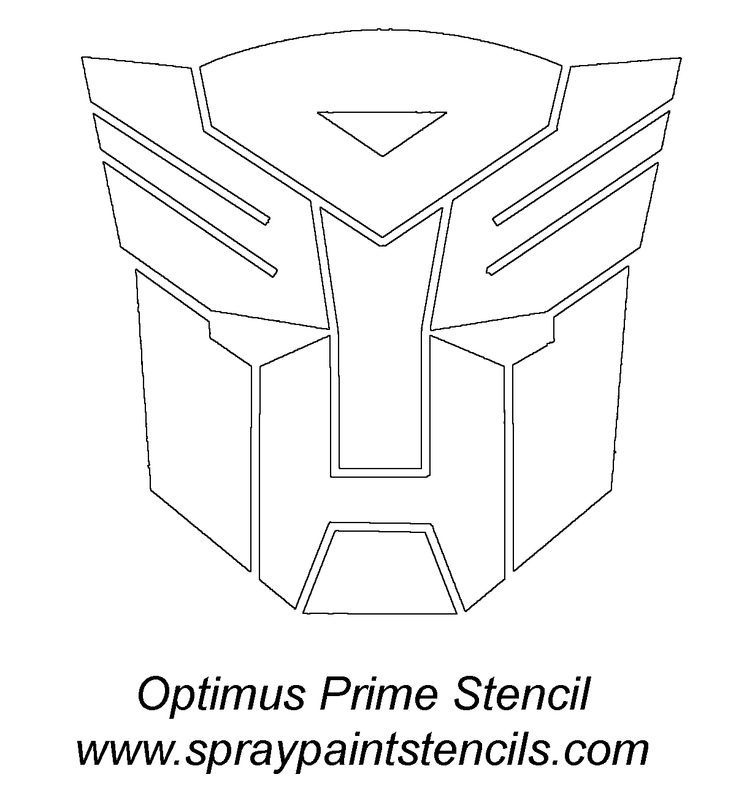 transformer happy birthday coloring pages - photo#24