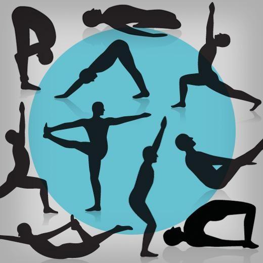 10 Best Yoga Poses for Men.