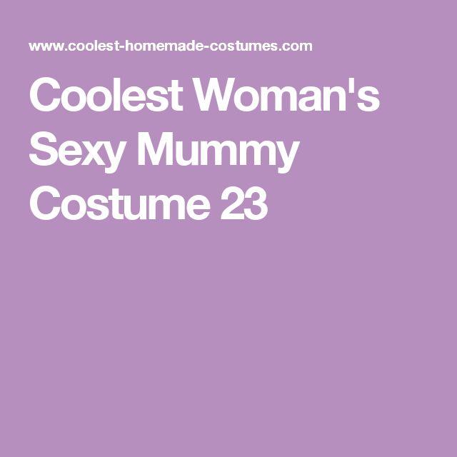 Coolest Woman's Sexy Mummy Costume 23
