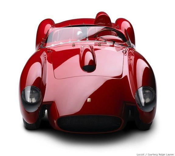 "I love ""Red Heads"" .... at least this one - 1958 Ferrari 250 Testa Rossa"