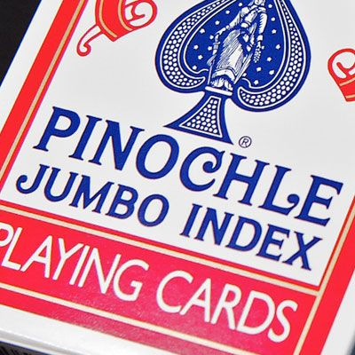 Learn how to play the classic American-made two-player game of Pinochle.