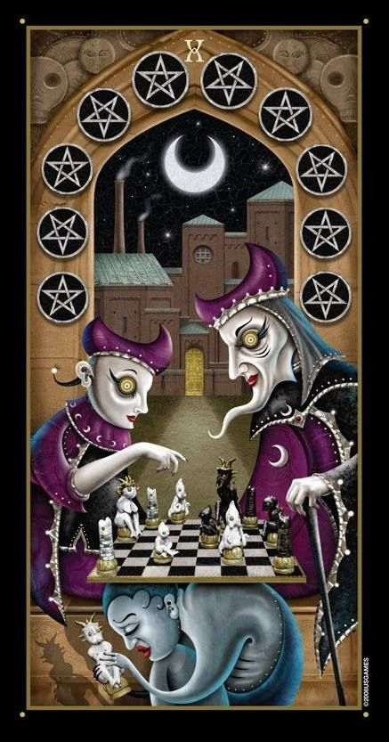 Tarot X The Wheel Of Fortune: 7 Best Images About TAROT