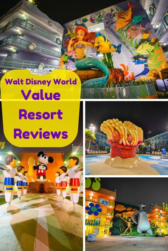 Walt Disney World Value Resort Reviews | The Blogorail