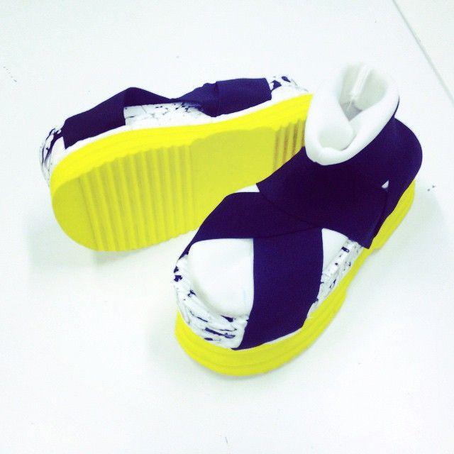 Jagoda Fryca footwear prymitywy - #PRYMITYWY #contemporaryprimitives #M003
