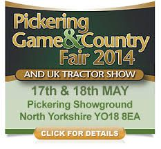 Pickering Game & Country Fair - this weekend - The Pickering Town Blog
