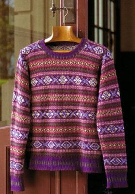 Fair isle jumper