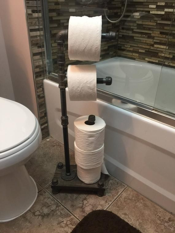 Toilet Paper Stand Industrial Style Freestanding 5 Roll Toilet Paper Holder Retro Toilet Paper Holder Toilet Paper Stand Brass Toilet Paper Holder Toilet Paper,Cheap Home Garden Decoration Ideas