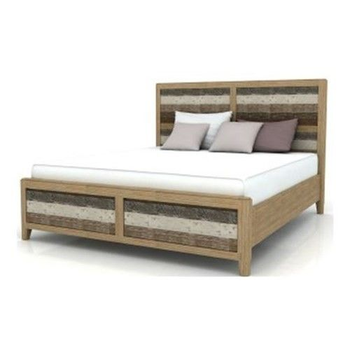 The Bahamas bed frame comes with two built-in drawers in its foot end for the Queen and King Size