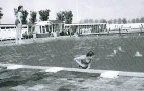 Zwembad oude foto s berkel en rodenrijs