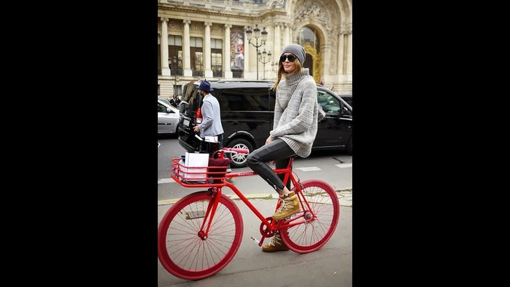 The Super Cool Spring Cycling Urban Chic for all Ages #annasakhno,Cycling chic style, Cycling urban style, Cycling urban chic look, cool Cycling urban chic style, cool Cycling street style, cool Cycling women's outfit, Cycling retro style, Cycling fashion for all ages, stylish look while biking,  spring biking style, spring biking look, spring biking trends