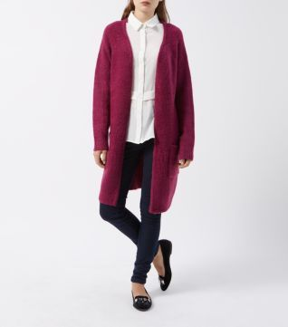 Chilled out midi cardigan from New Look