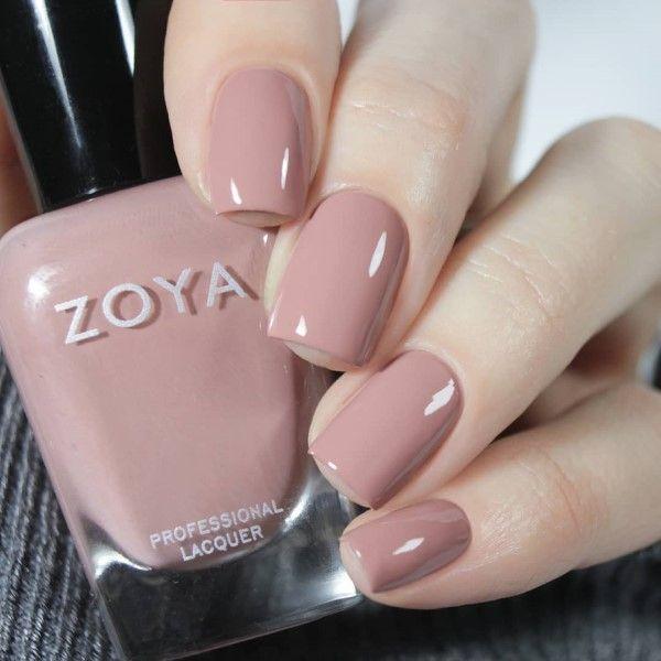 Zoya Nail Polish In Carson With Images Zoya Nail Zoya Nail