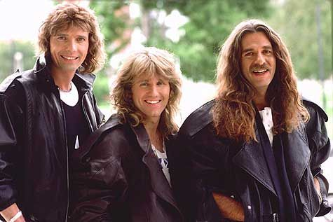 Triumph band | Triumph - One of the 80's most successful rock bands.