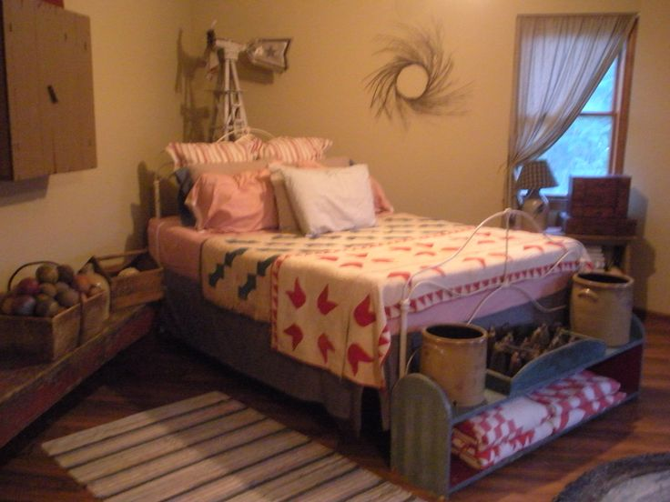326 Best Images About Bedrooms On Pinterest Master Bedrooms Country Bedrooms And Quilt