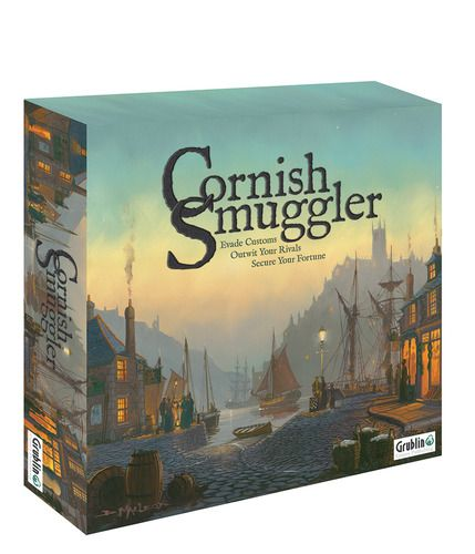 Cornish Smuggler.....we are one of the few US suppliers of this great game!