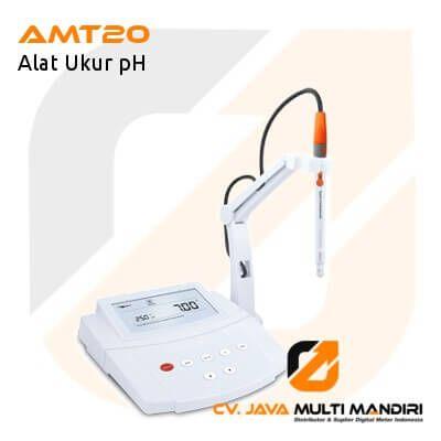 Lab Bench pH/mV Meter AMT20