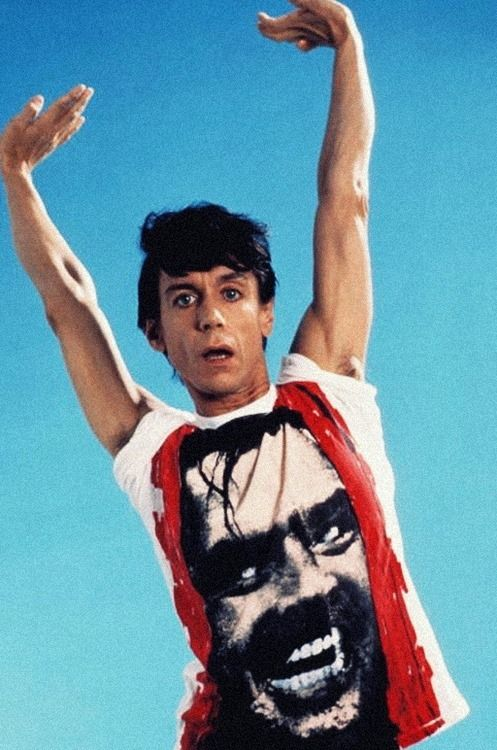 Iggy Pop-love the shirt
