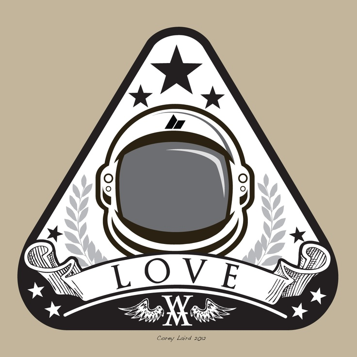 Angels and airwaves, Astronauts and Angel on Pinterest