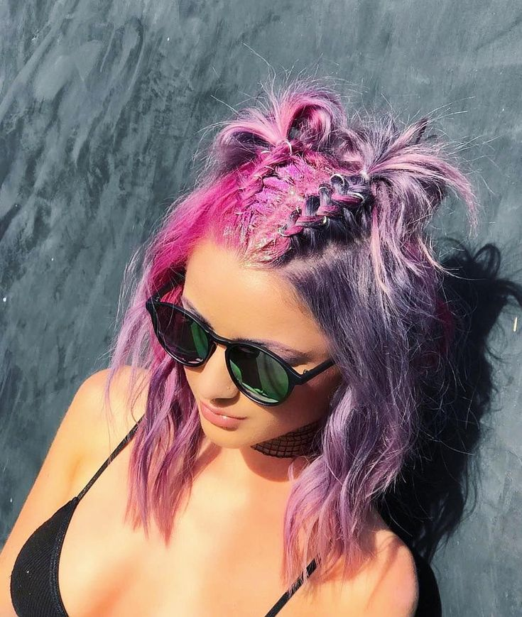 hair styles for with glasses best 25 bun ideas on black hair knot 6716