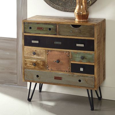 Coast to Coast Imports LLC 9 Drawer Chest