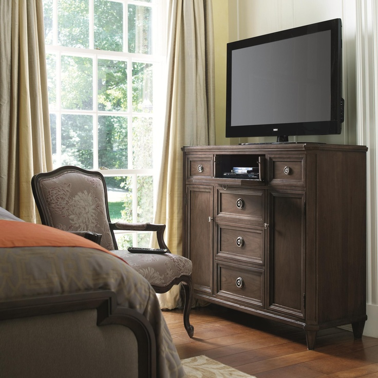 Meadowbrook Manor (Graphite Finish) By HGTV Home Furniture Collection